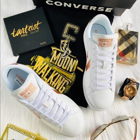 2328ac7b88a5d4 •HP• Converse EV3 Sneakers